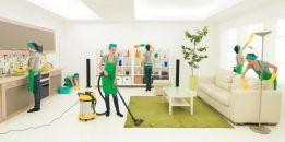 Демика, почистваща фирма Варна - почистване на домове