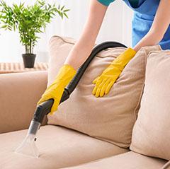 Пране на мека мебел и меки подови настилки