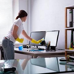 Абонаментно почистване на офис